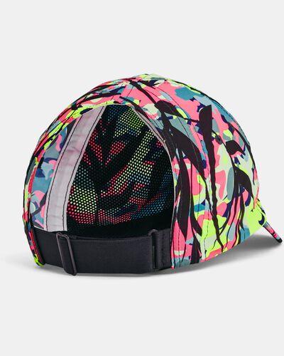 Women's UA Iso-Chill Launch Multi Hair Run Hat