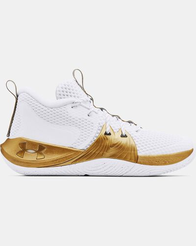 Unisex UA Embiid One Basketball Shoes