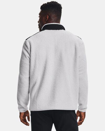 Men's UA SweaterFleece Pile Full-Zip