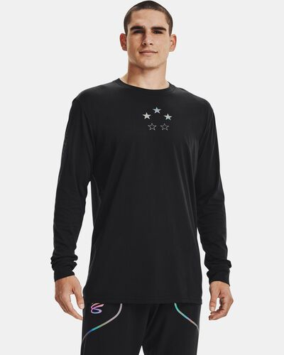 Men's Curry ASG Long Sleeve