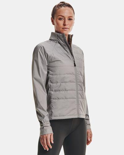 Women's UA Run Insulate Hybrid Jacket