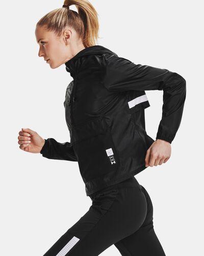 Women's UA Run Anywhere Anorak Jacket