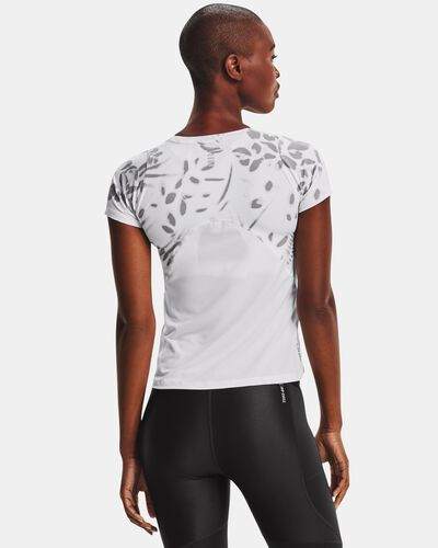 Women's UA Iso-Chill 200 Print Short Sleeve