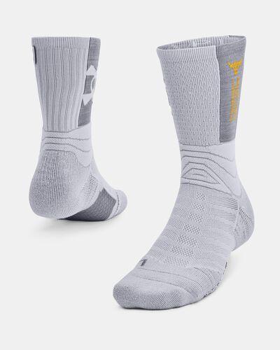 Unisex UA Playmaker Project Rock Crew Socks