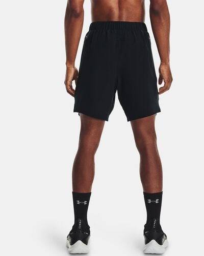 Men's Curry UNDRTD Utility Shorts