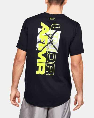 Men's UA Baseline Photoreal T-Shirt T