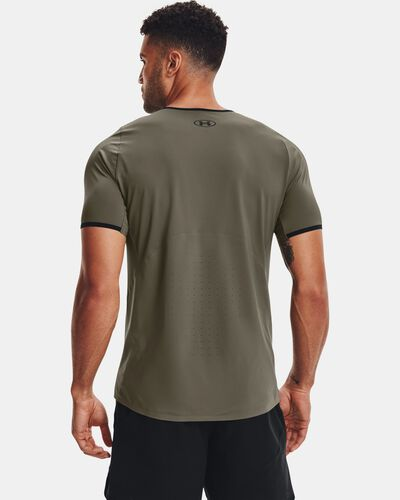 Men's UA Iso-Chill Perforated Short Sleeve