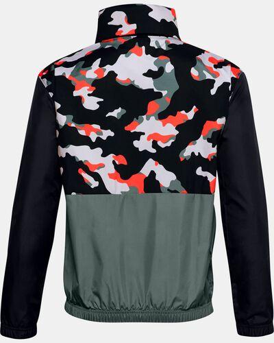 Boys' UA Mesh Lined Jacket