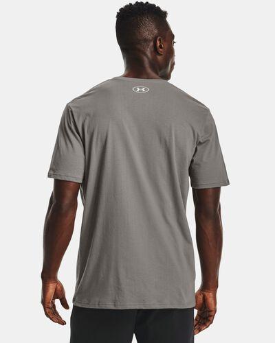Men's UA Vertical Signature Short Sleeve
