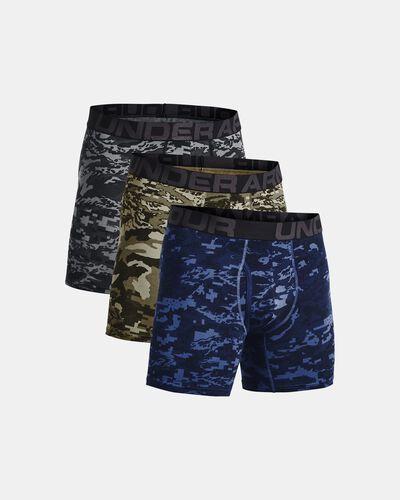 "Men's Charged Cotton® 6"" Boxerjock® – 3-Pack"