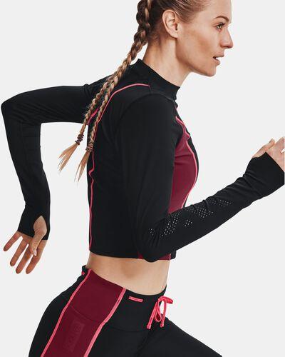 Women's UA Run Anywhere Laser Long Sleeve