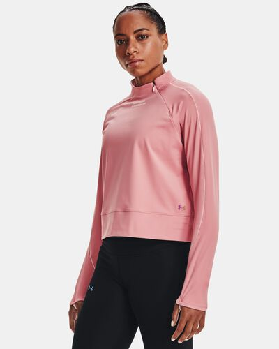 Women's UA RUSH™ ColdGear® Top