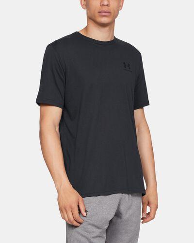Men's UA Sportstyle Left Chest Short Sleeve Shirt