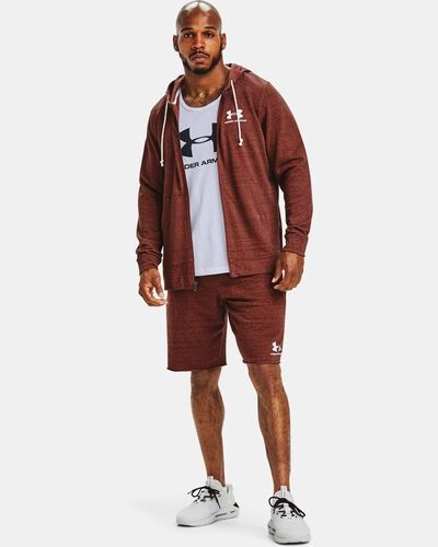 Men's UA Sportstyle Terry Full Zip