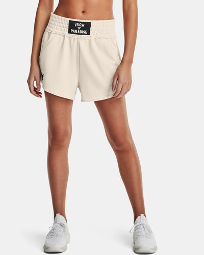 Women's Project Rock Terry Shorts