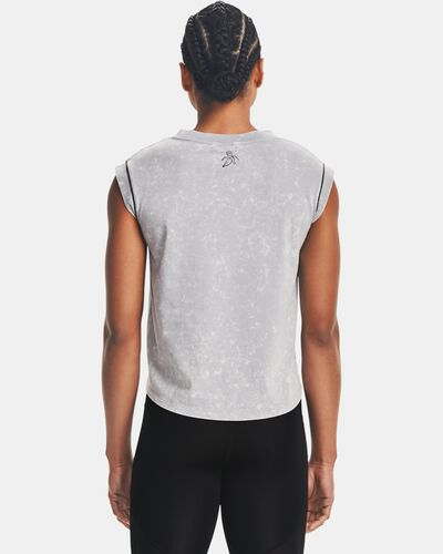 Women's UA Give Pace A Chance Short Sleeve