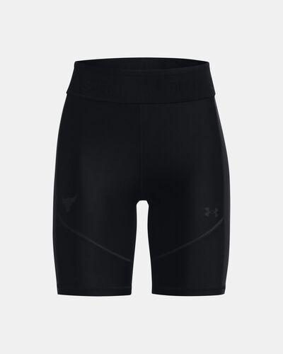 Women's Project Rock HeatGear® Bike Shorts
