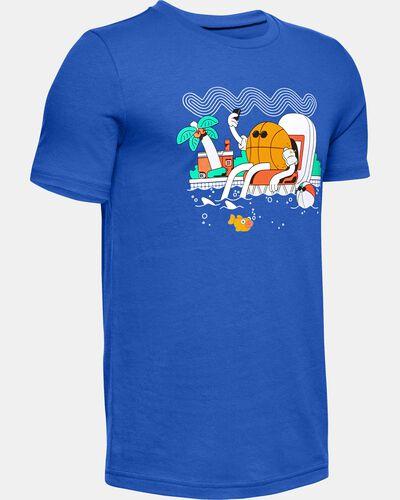 Boys' UA Mr. Buckets T-Shirt