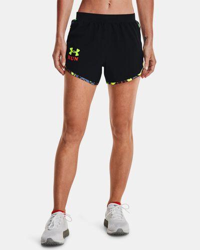 Women's UA Keep Run Weird Shorts