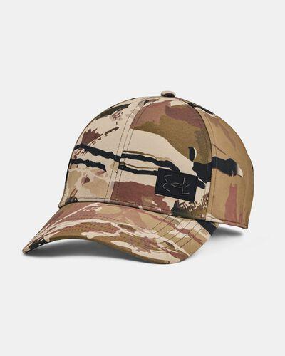 Men's UA Storm Camo Stretch Hat