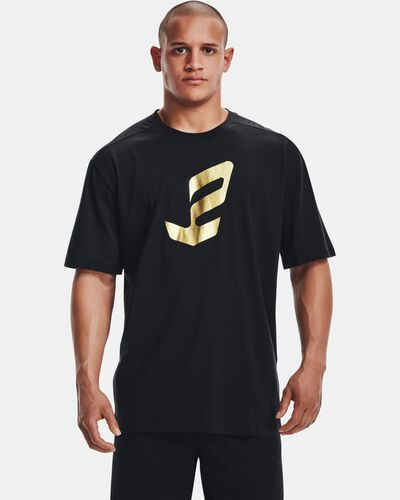 Men's UA Embiid Gold Mine T-Shirt