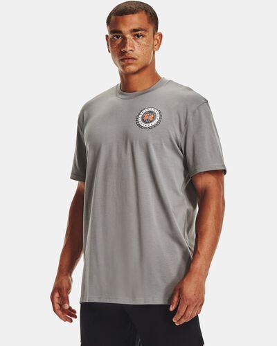 Men's UA Alma Mater Crest Short Sleeve