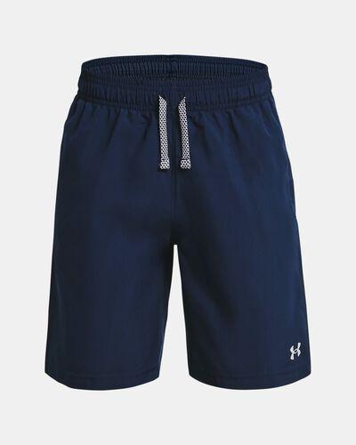 Boys' UA Woven Shorts
