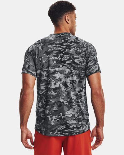 Men's UA Tech™ 2.0 Camo Symbol Short Sleeve