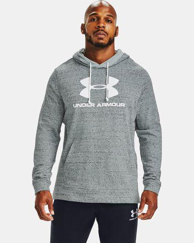 Men's UA Sportstyle Terry Logo Hoodie