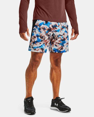 Men's UA Launch SW 7'' Printed Shorts
