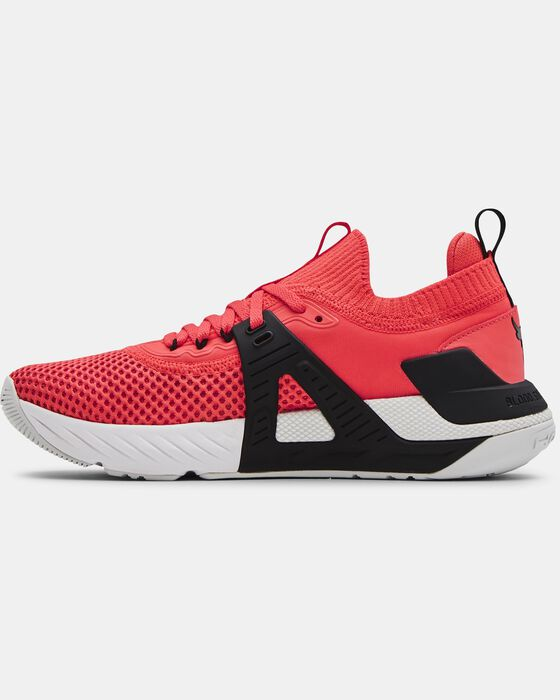 Women's UA Project Rock 4 Training Shoes image number 1