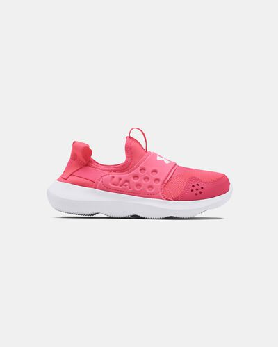 Girls' Pre-School UA Runplay Running Shoes