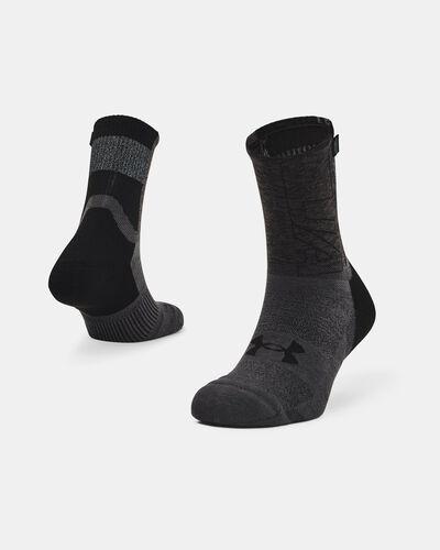 Unisex UA Armour Dry™ Run Crew Socks