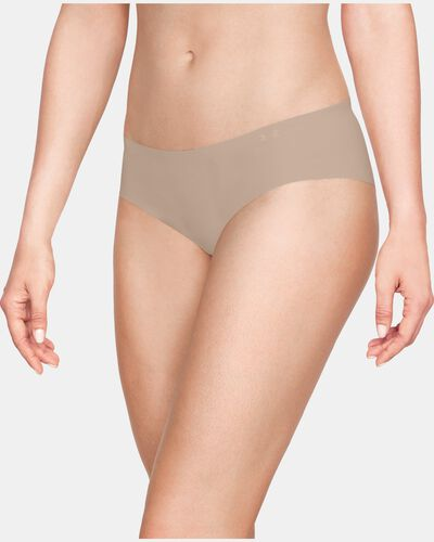 Women's UA Pure Stretch Hipster 3-Pack