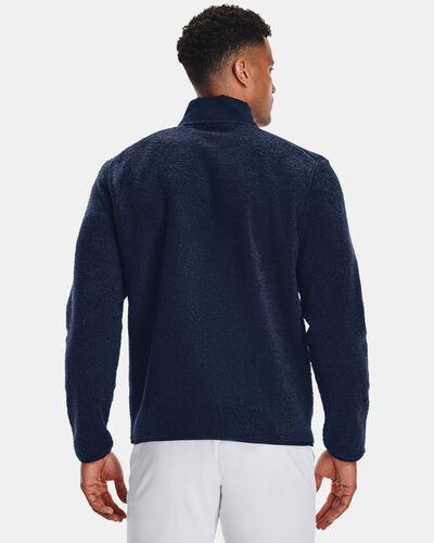 Men's UA SweaterFleece Pile Pullover