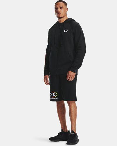 Men's UA Rival Fleece Lockertag Shorts