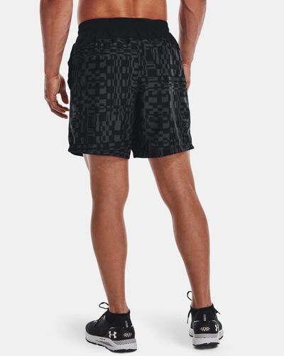 Men's UA Speed Stride Print Shorts