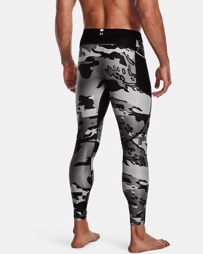 Men's UA Iso-Chill Printed Leggings