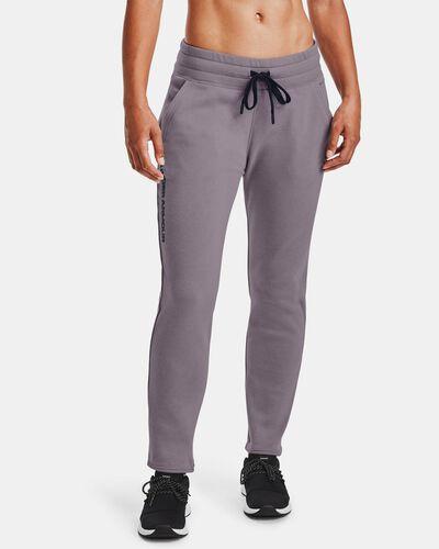 Women's UA Rival Fleece Pants