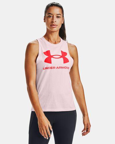 Women's UA Sportstyle Graphic Tank