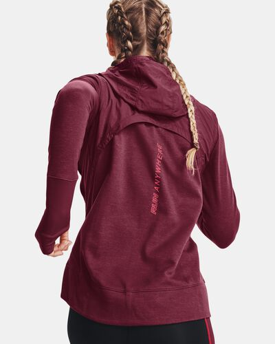 Women's UA Run Anywhere Hybrid Jacket