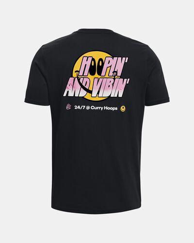 Men's Curry Hoop Vibes T-Shirt