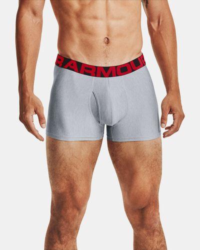 """Men's UA Tech™ 3"""" Boxerjock® – 2-Pack"""