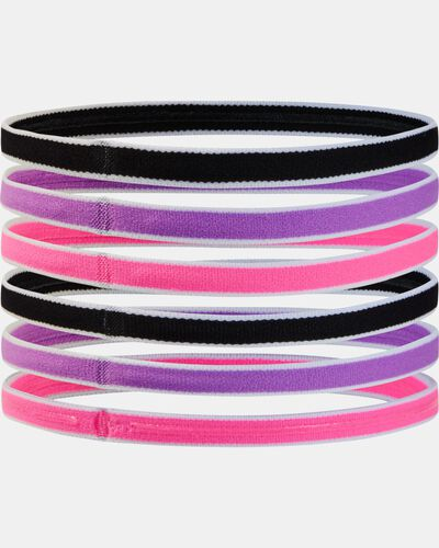 Girls' UA Mini Headbands - 6-Pack