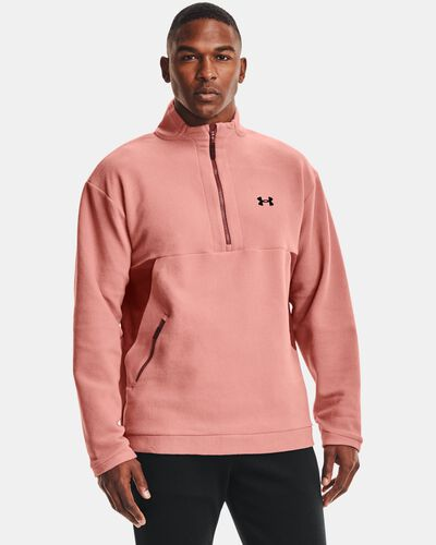 Men's UA RECOVER™ Fleece ¼ Zip