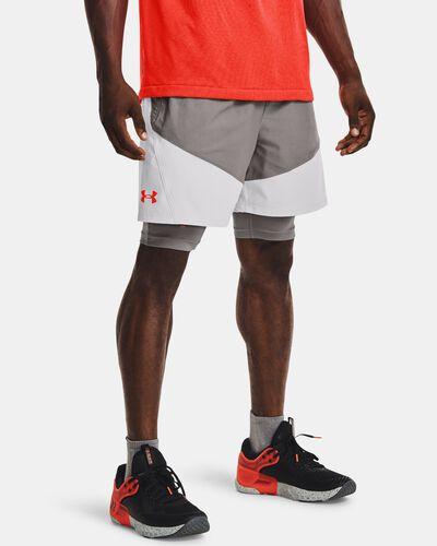 Men's UA Knit Woven Hybrid Shorts