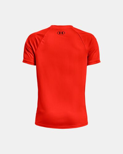 Boys' UA Tech™ Big Logo Short Sleeve