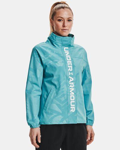 Women's UA RECOVER™ Woven Emboss Jacket