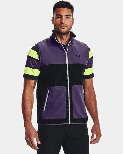 Men's UA SweaterFleece Pile Vest