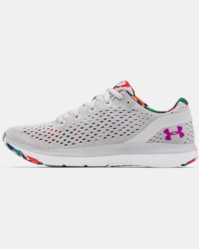 Women's UA Charged Impulse Floral Running Shoes